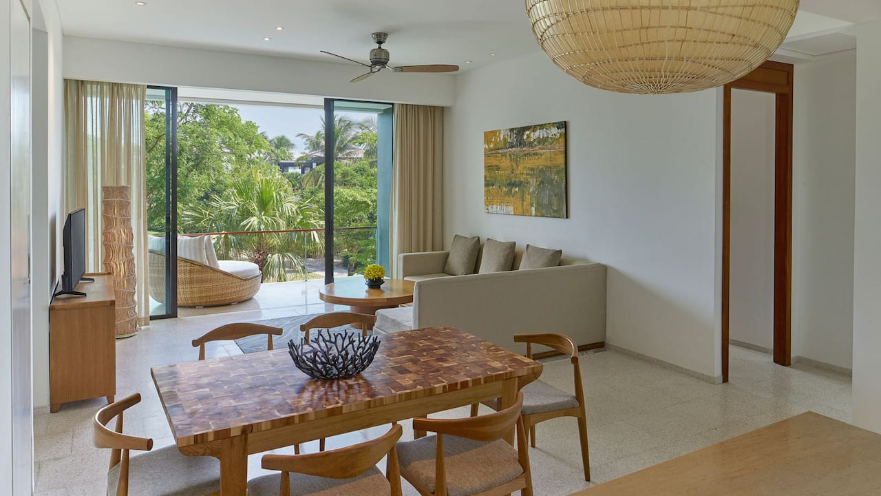 3 Bedroom Residence Garden View and Spacious Living Area, Hyatt Regency Danang