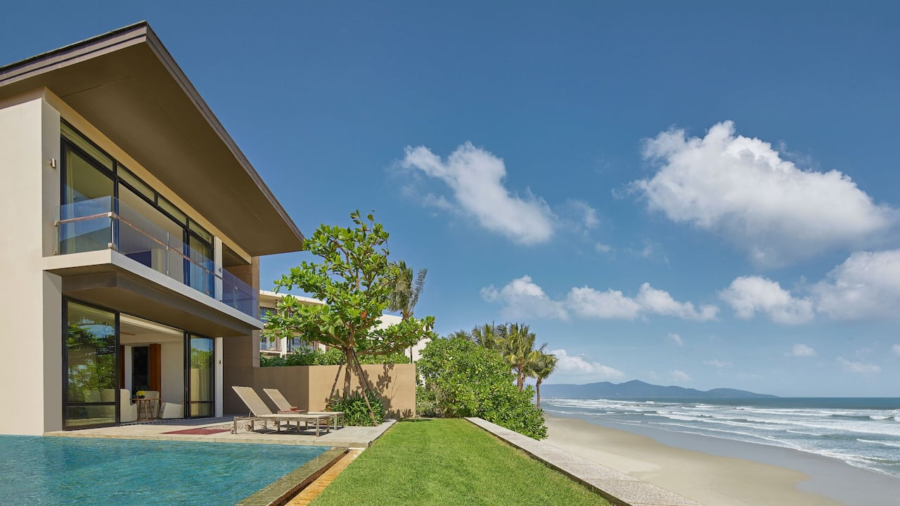 3 Bedroom Ocean Front Villa Hyatt Regency Danang