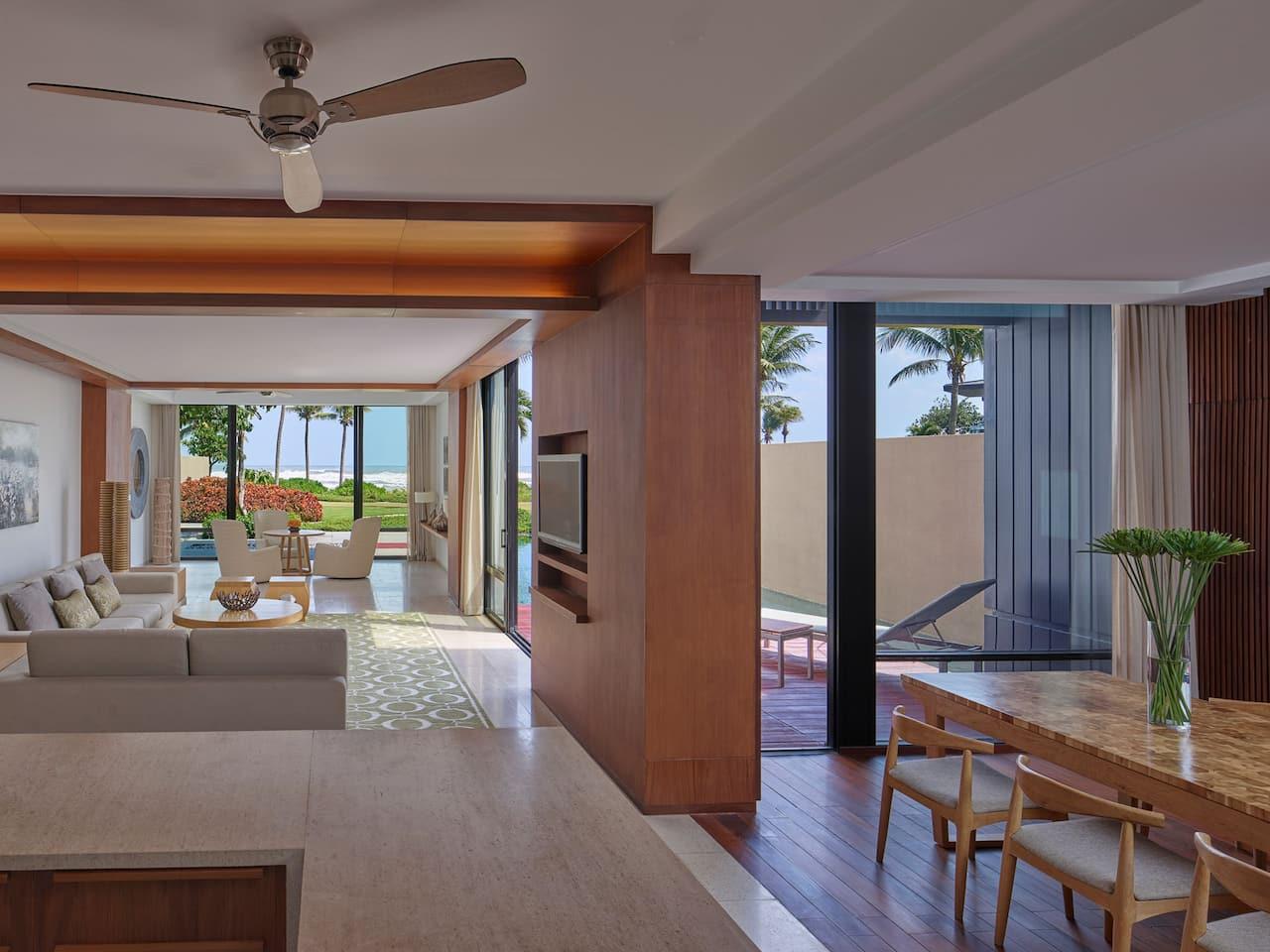 3 Bedrooms Ocean Villa