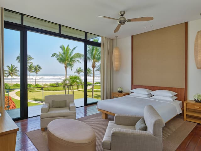Hyatt Regency Danang Resort and Spa Villa Master Bedroom
