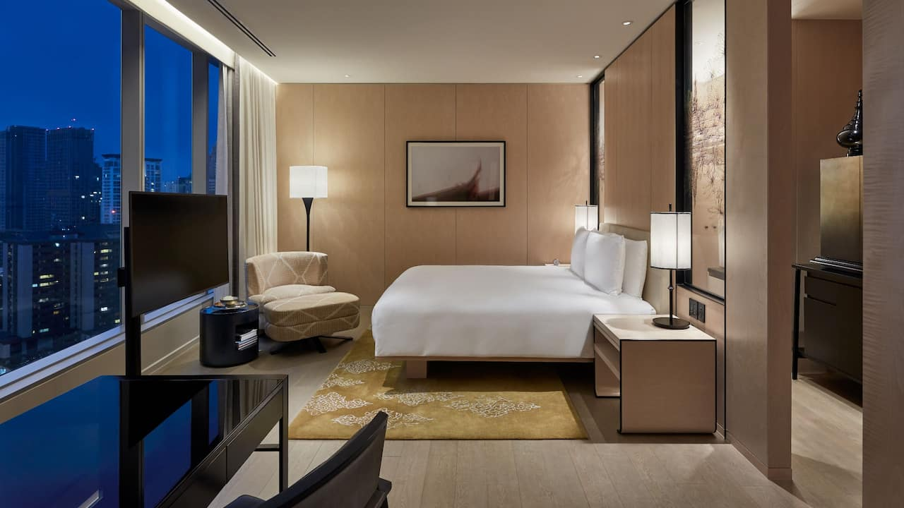 Luxury 5-star Hotel in Bangkok - Park Hyatt Bangkok
