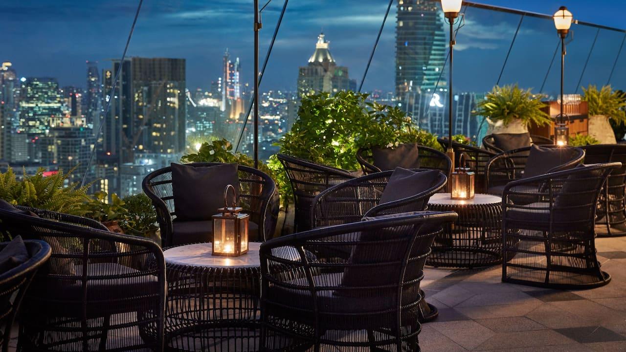 Park Hyatt Bangkok Taco Tuesdays
