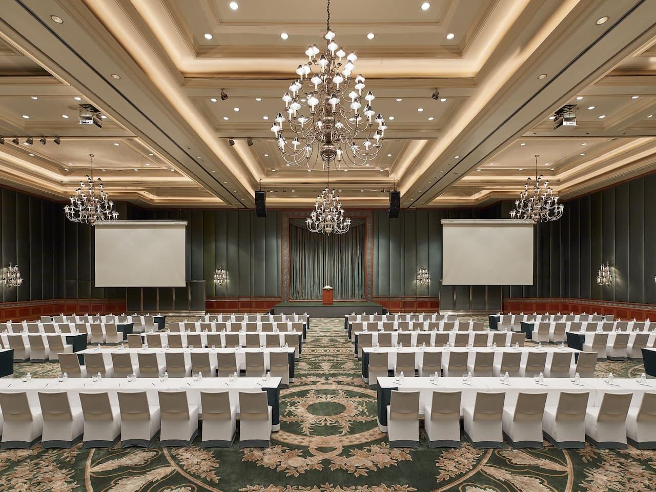 Grand Ballroom - Grand Hyatt Erawan Bangkok