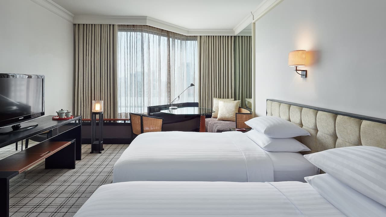 Grand Twin Room - Grand Hyatt Erawan Bangkok