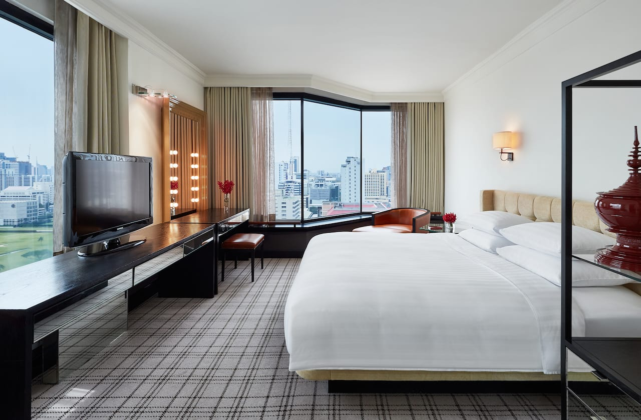 Grand Executive Suite - Grand Hyatt Erawan Bangkok