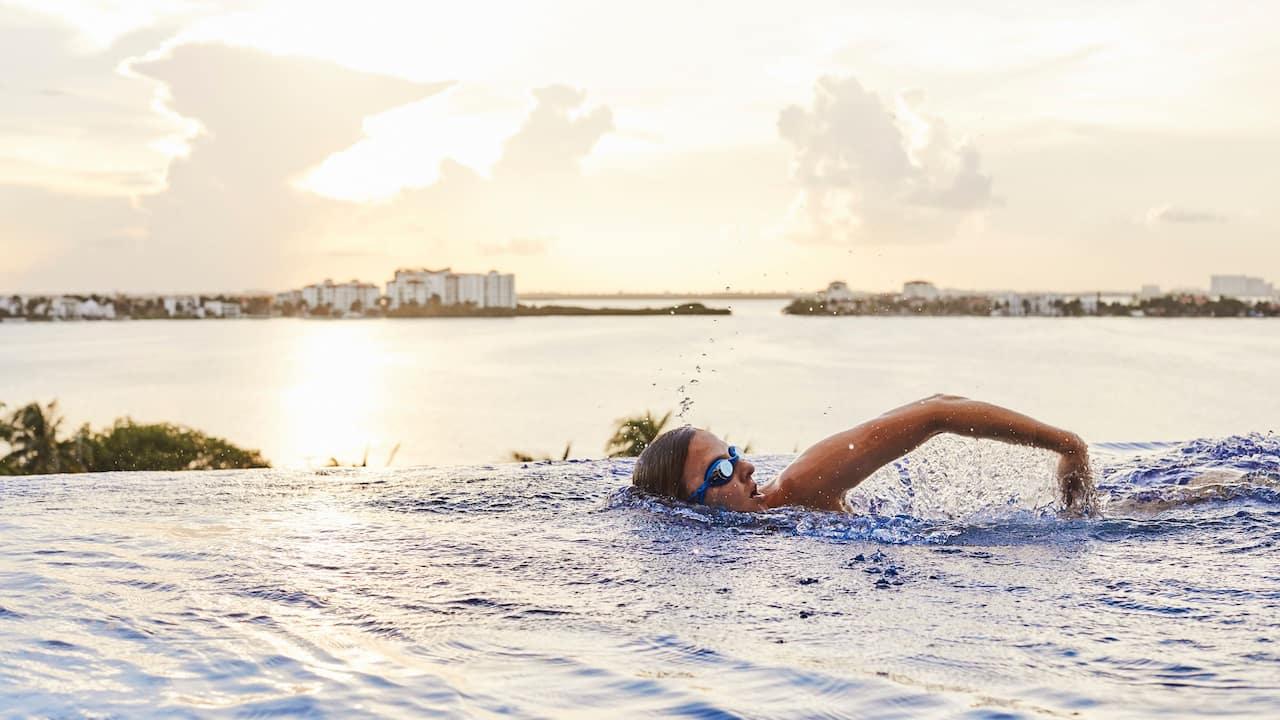 Hyatt Zilara Cancun - Lap pool