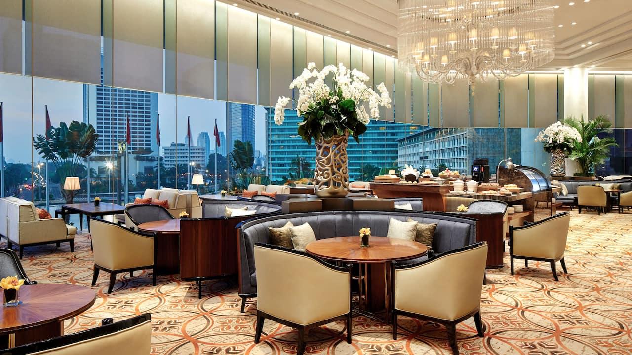 Grand Hyatt Jakarta Restaurants