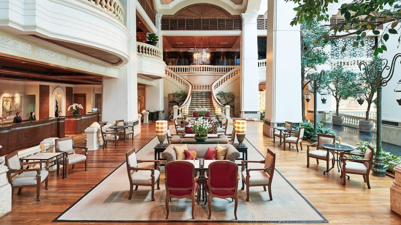 Lobby - Grand Hyatt Erawan Bangkok