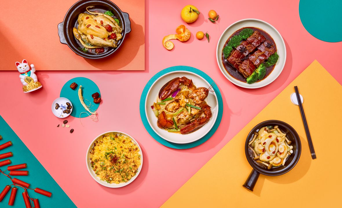 Best Lunar New Year Celebrations at Andaz Singapore