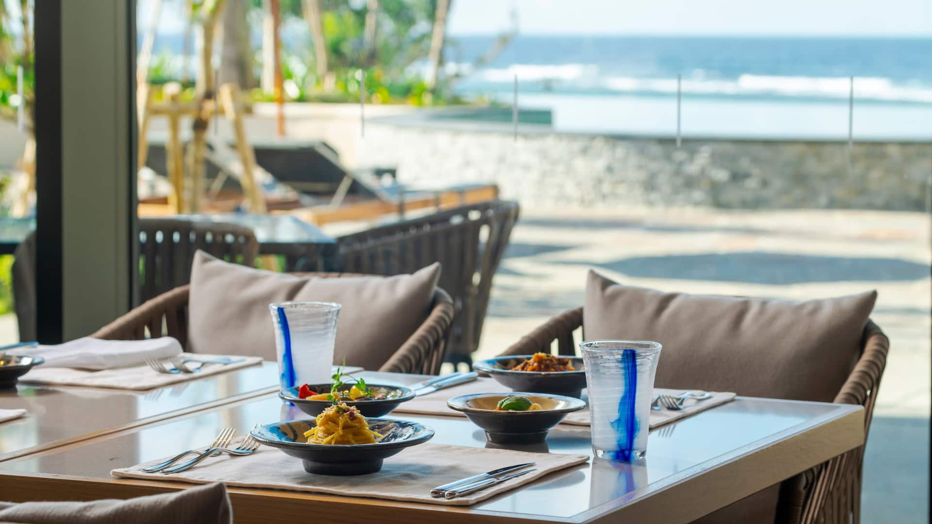 Hyatt Regency Seragaki Island Okinawa Cucina Serale