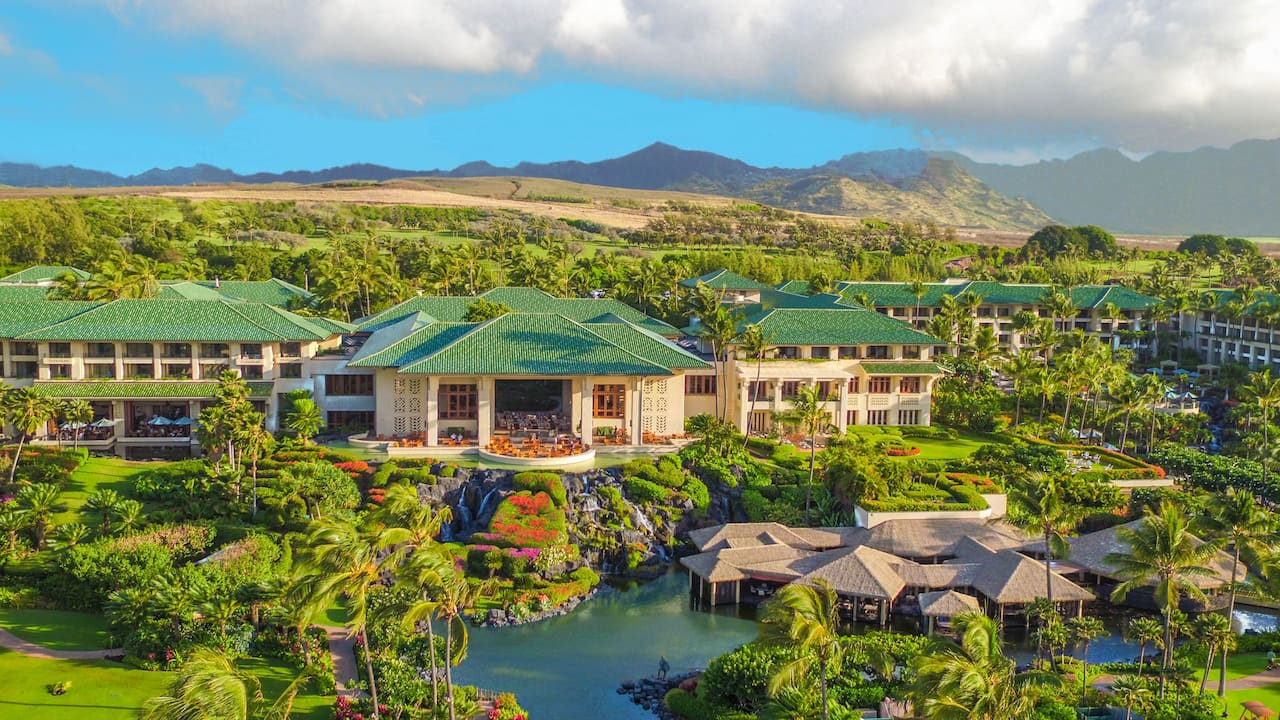 Grand Hyatt Kauai Beachfront Resort and Spa