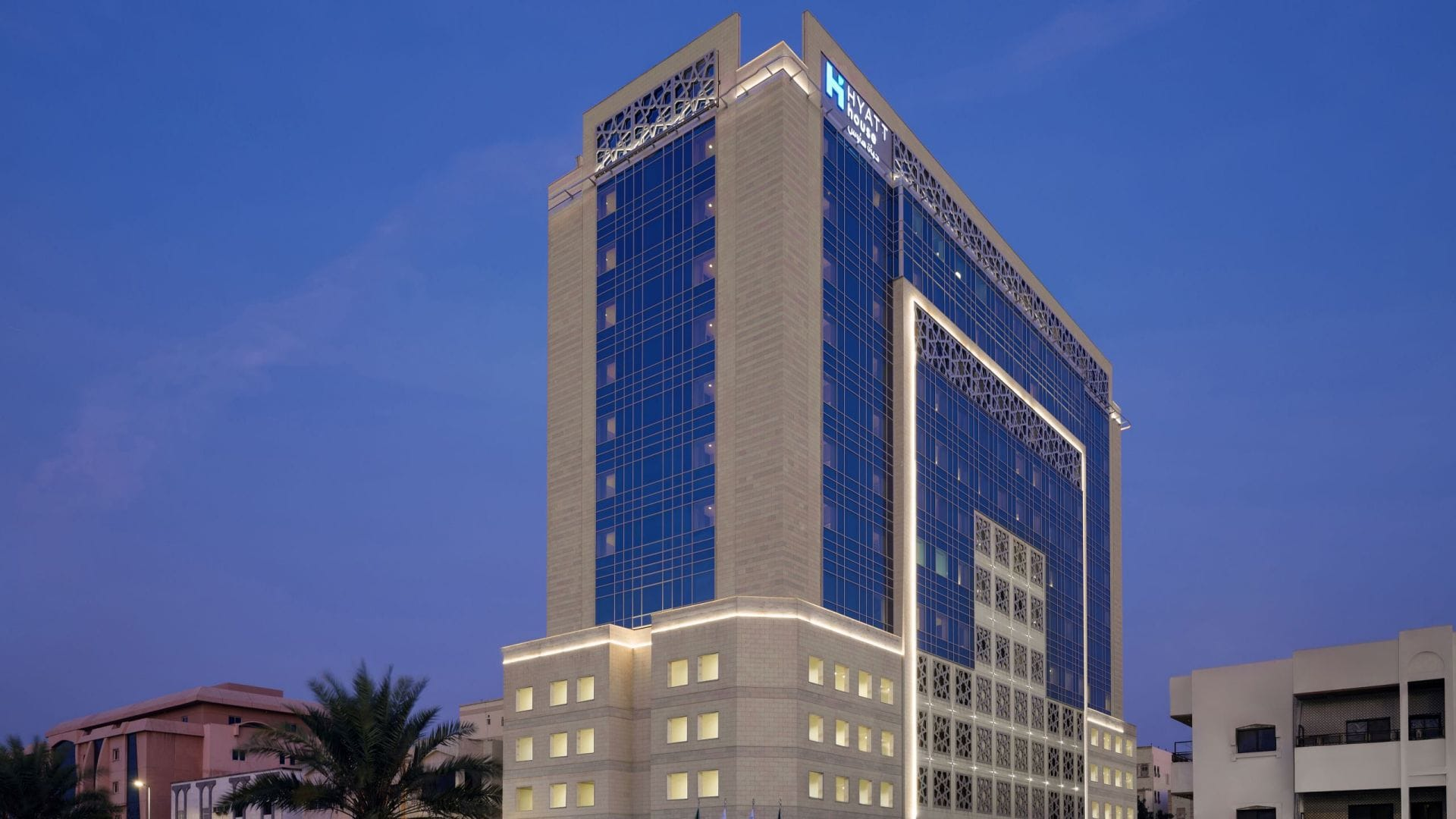 Upscale residential hotel in jeddah hyatt house jeddah sari street