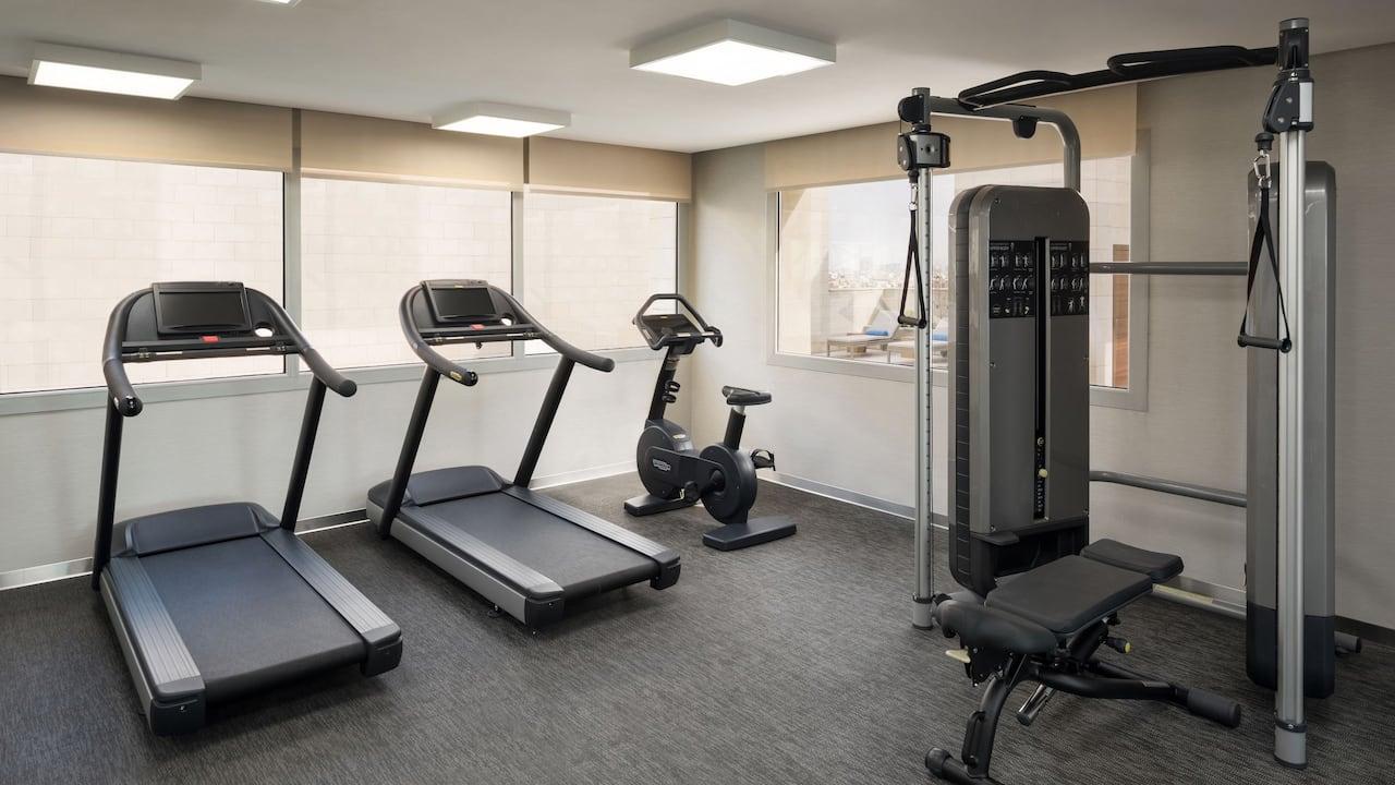 Hyatt House Jeddah Sari Street Fitness
