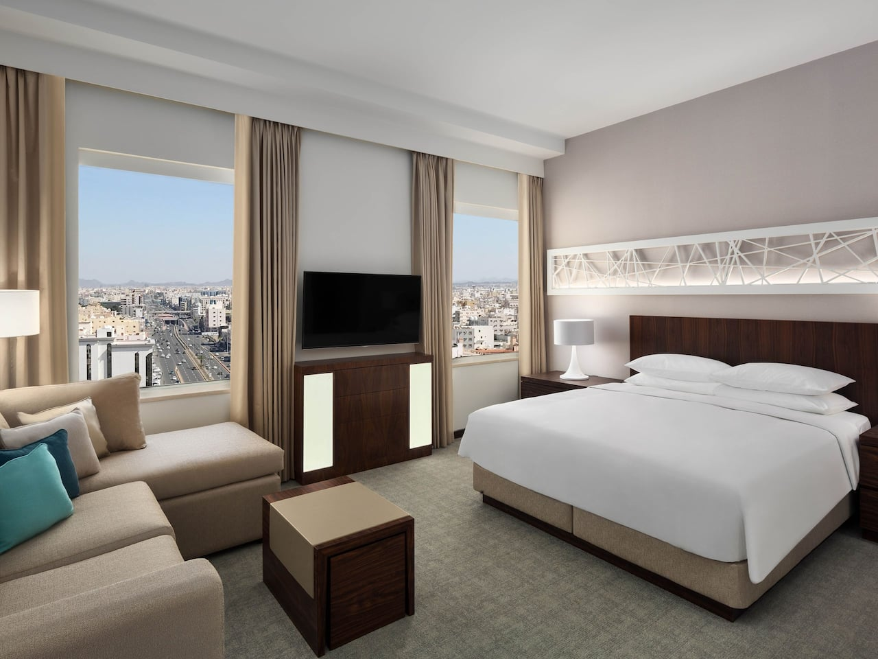 Hyatt House Jeddah Studio Suite