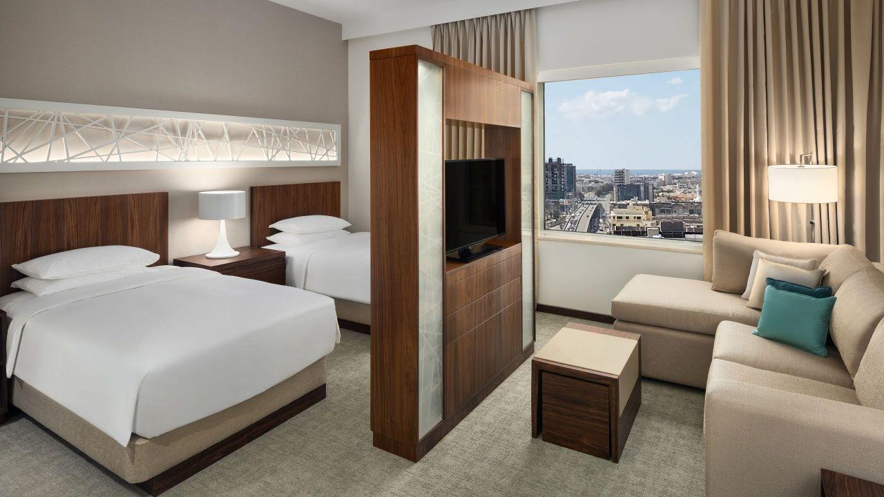 Hyatt House Jeddah Room