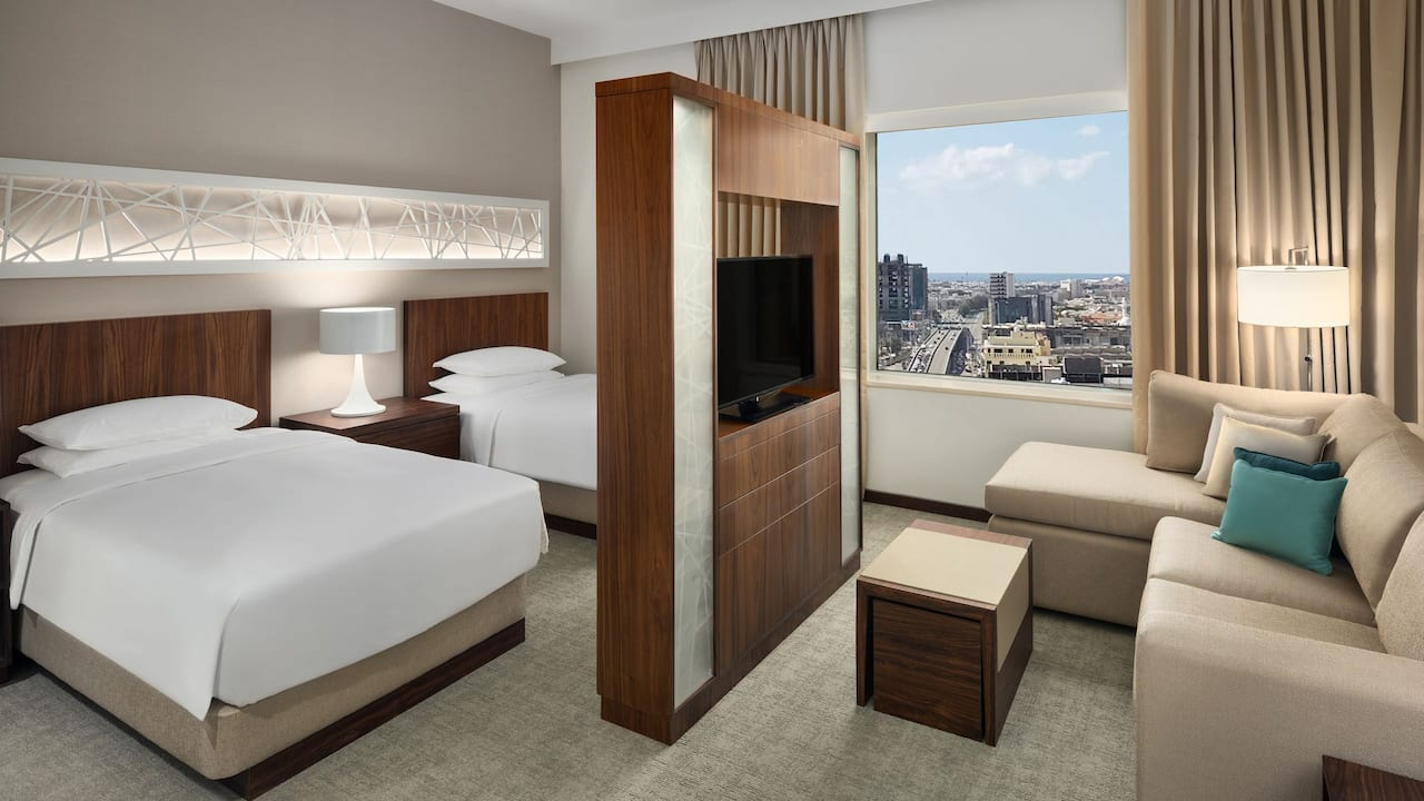 Hyatt House Jeddah Room