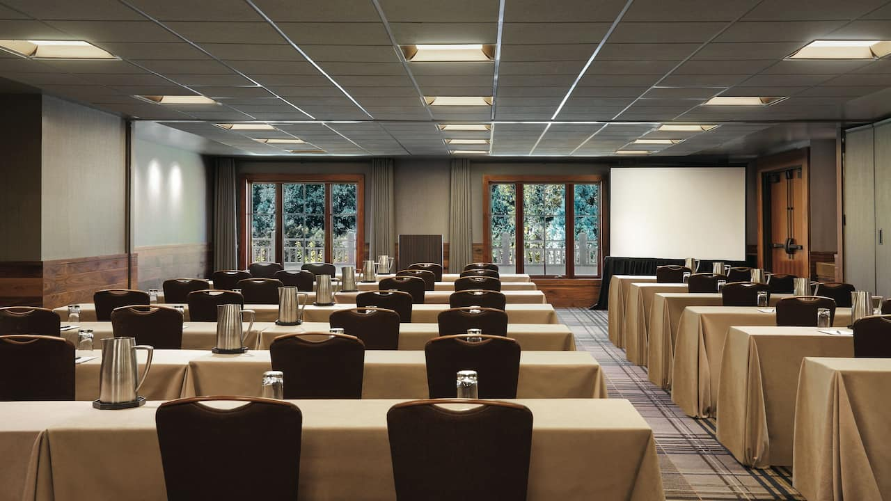 Meeting Rooms Hyatt Regency Lake Tahoe Resort, Spa & Casino