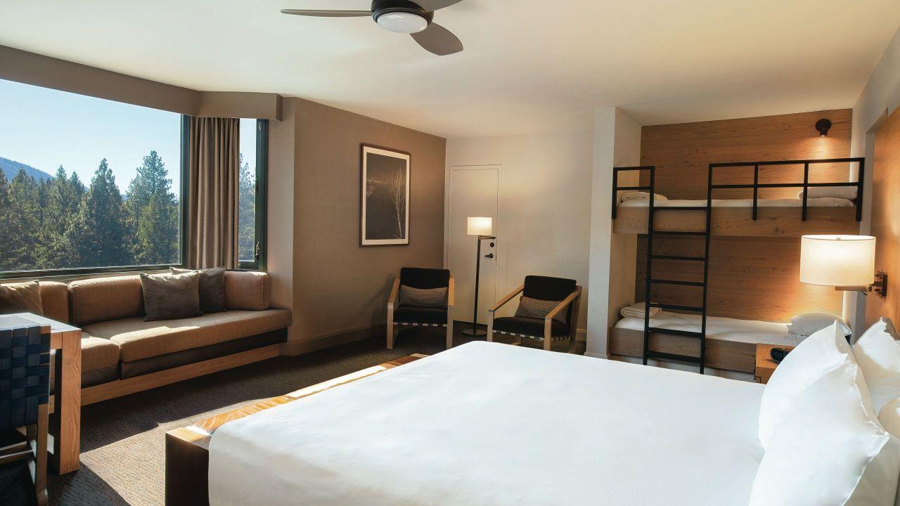 Hyatt Regency Lake Tahoe Resort Spa and Casino Cottage Family King Suite