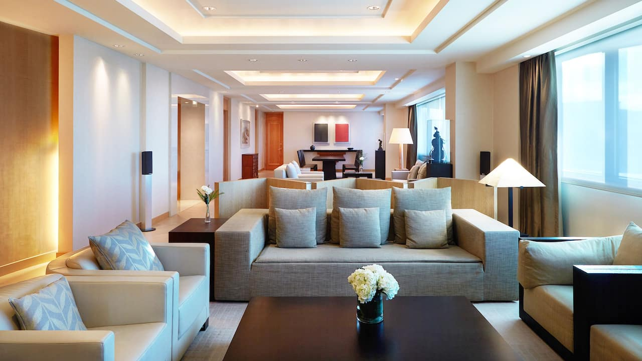 Grand Hyatt Incheon Presidential Suite