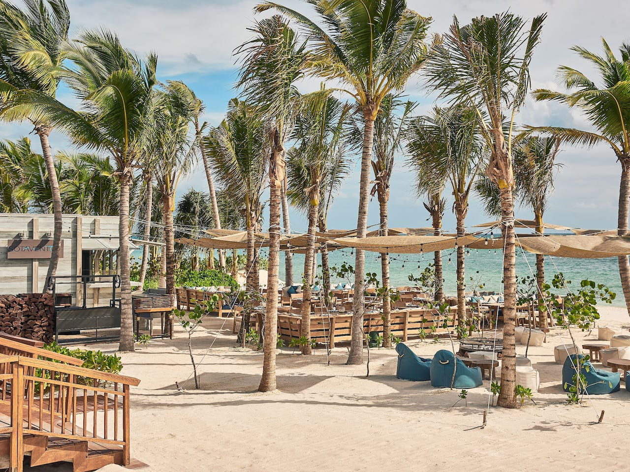 Andaz Mayakoba Resort Riviera Maya Sotavento