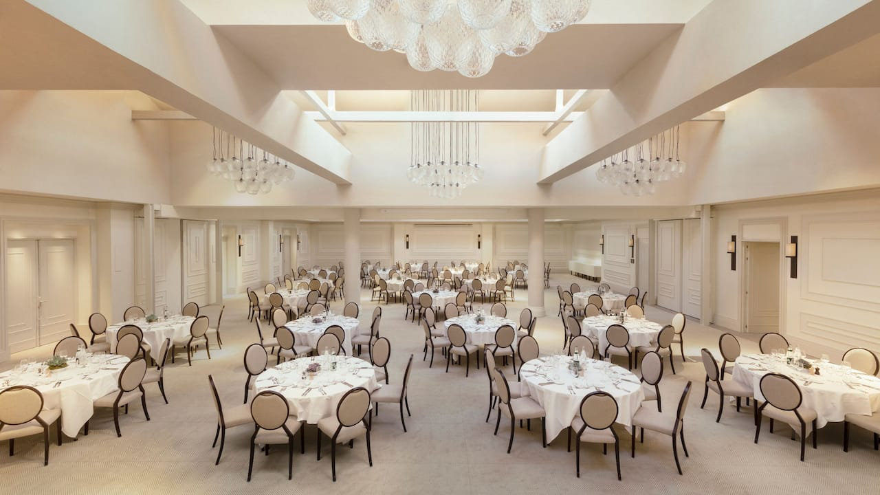 Regency Ball Room at Hyatt Regency Chantilly