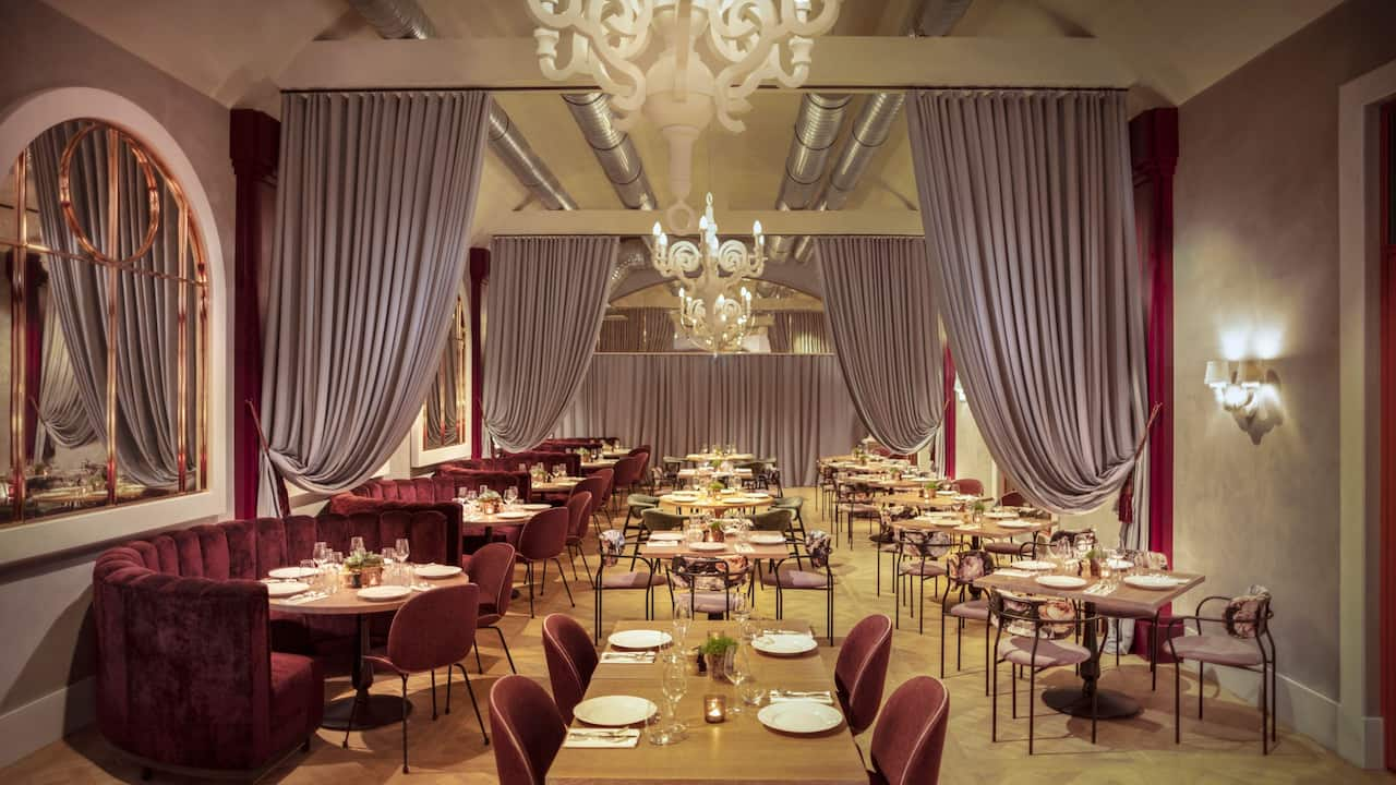 Nord Restaurant at Hyatt Regency Chantilly