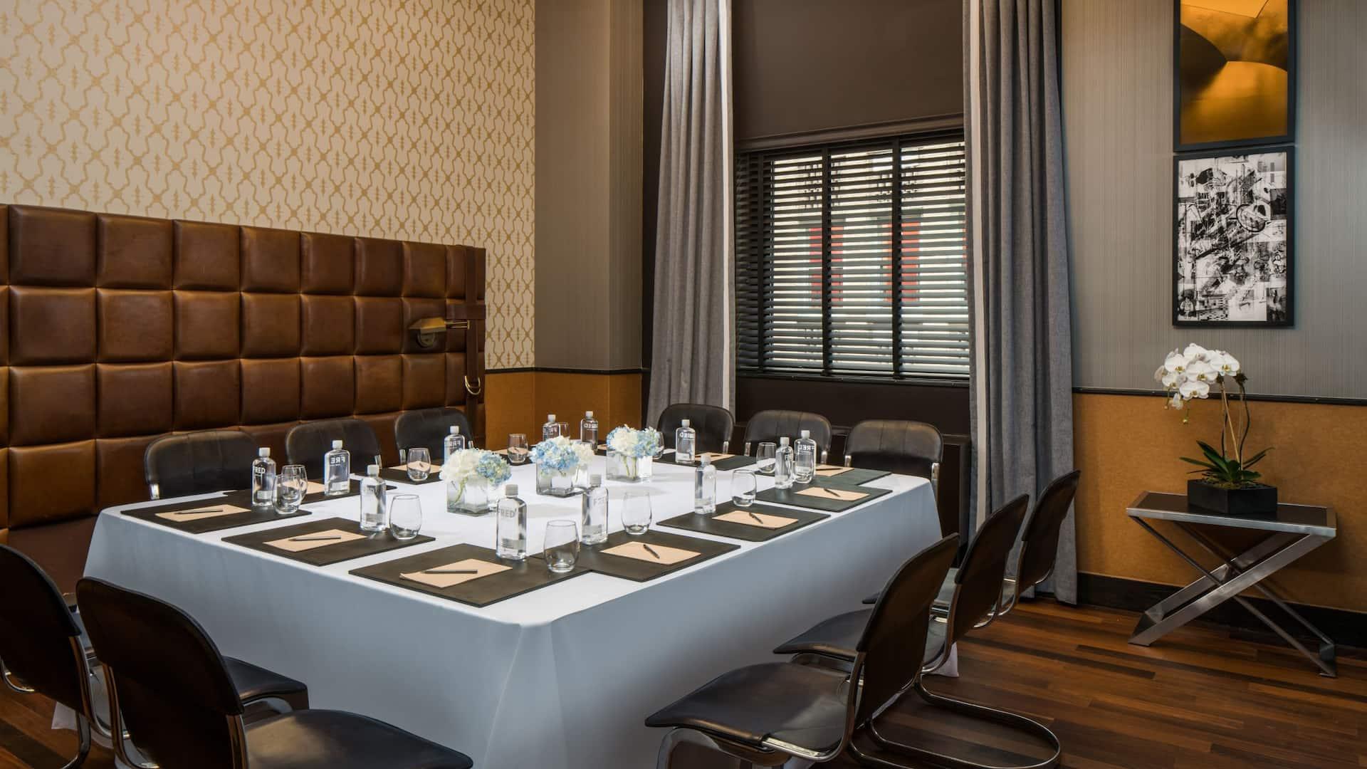 Thompson Suite Meeting Room