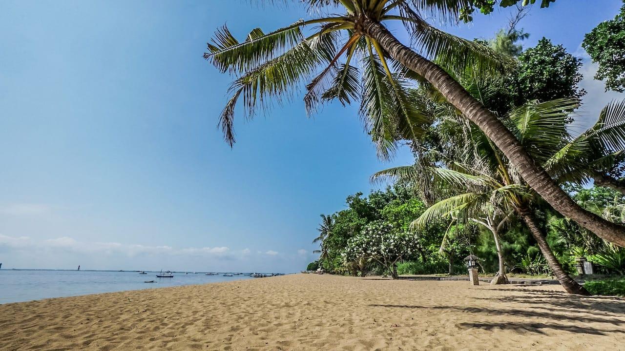 Hyatt Regency Bali Resort and Spa with Private Beach