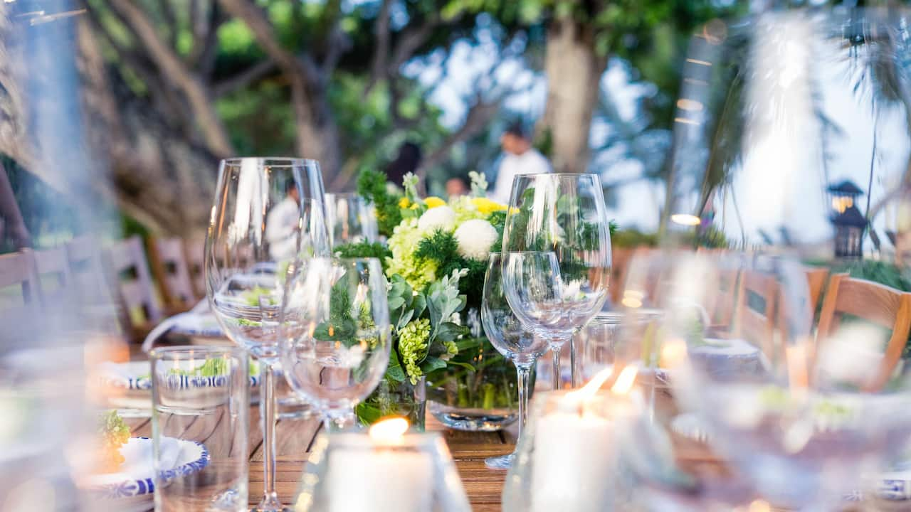Bali Function Venues for Weddings at Hyatt Regency Bali
