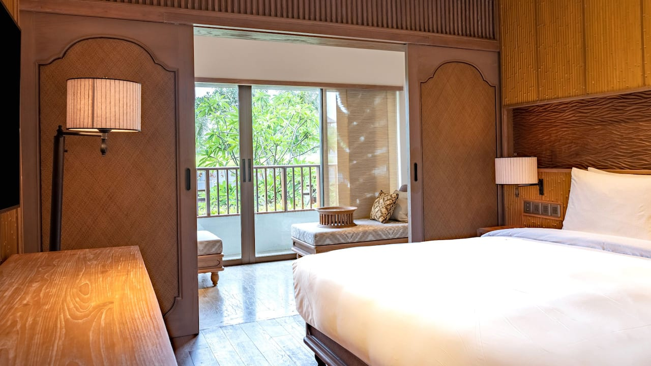 Regency Suite with 1 King Bed Hyatt Regency Bali