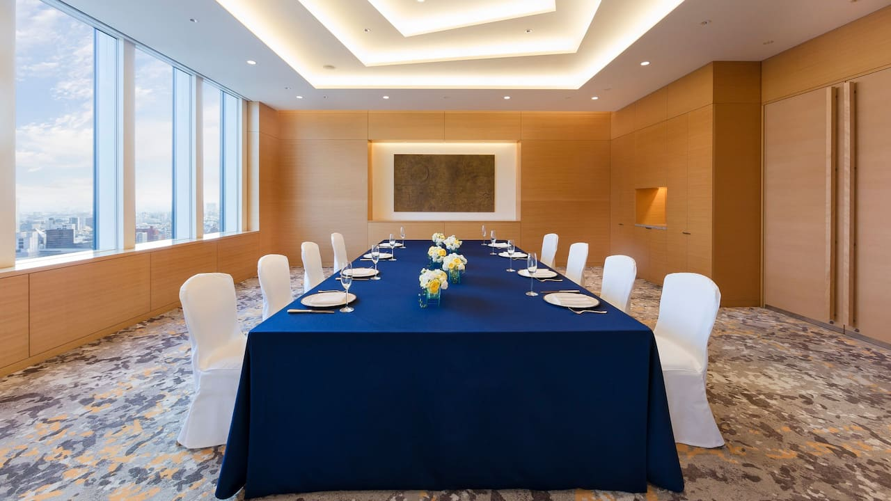 Banquet Room   Applause