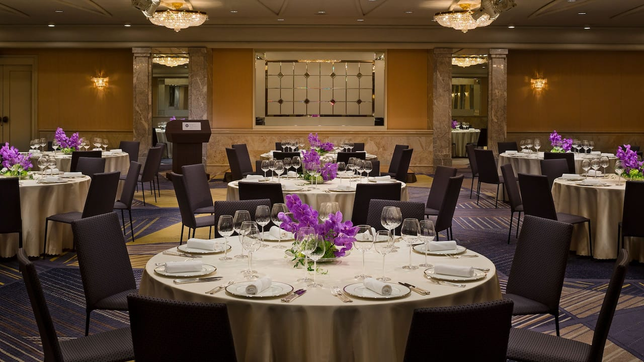 Banquet Room | Crystal Room