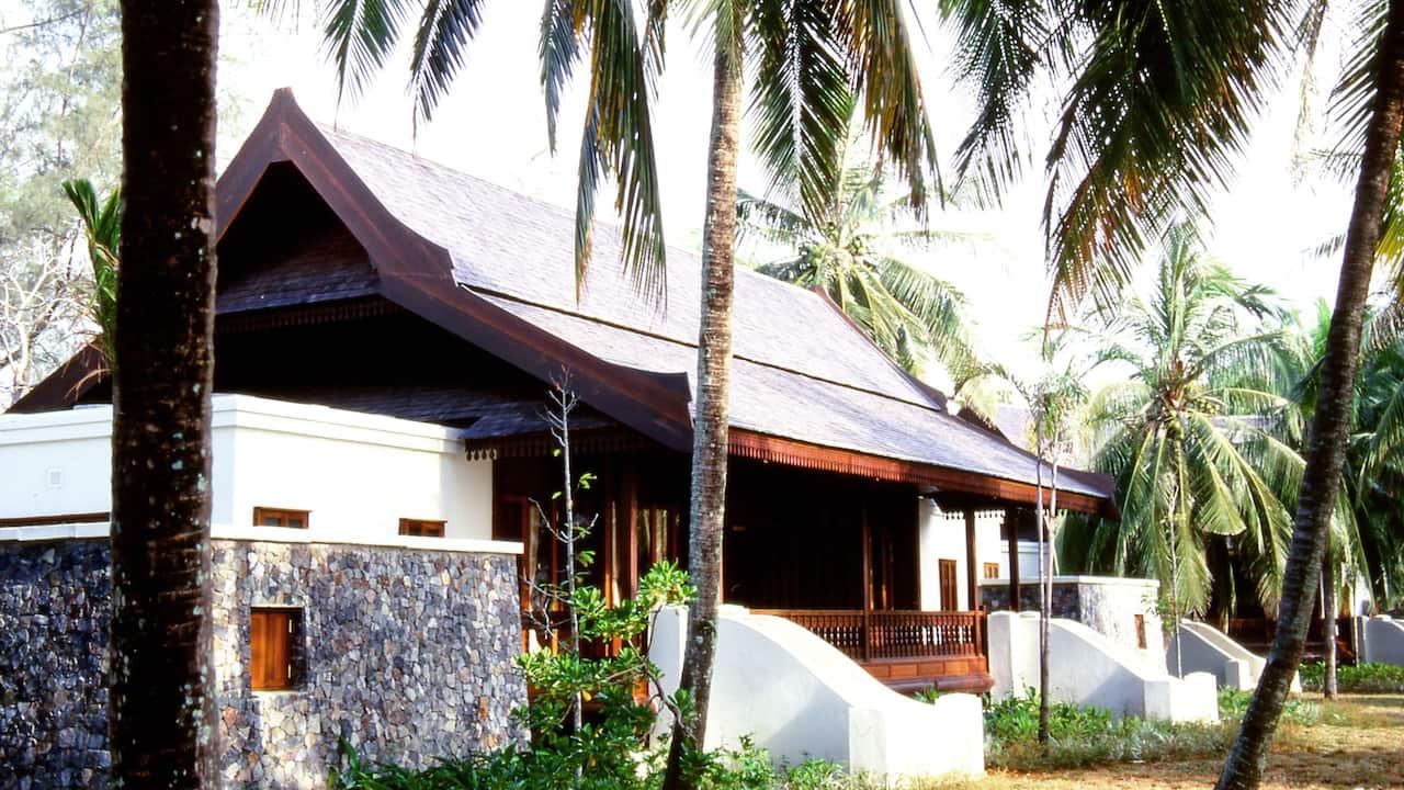 Anjung Room exterior