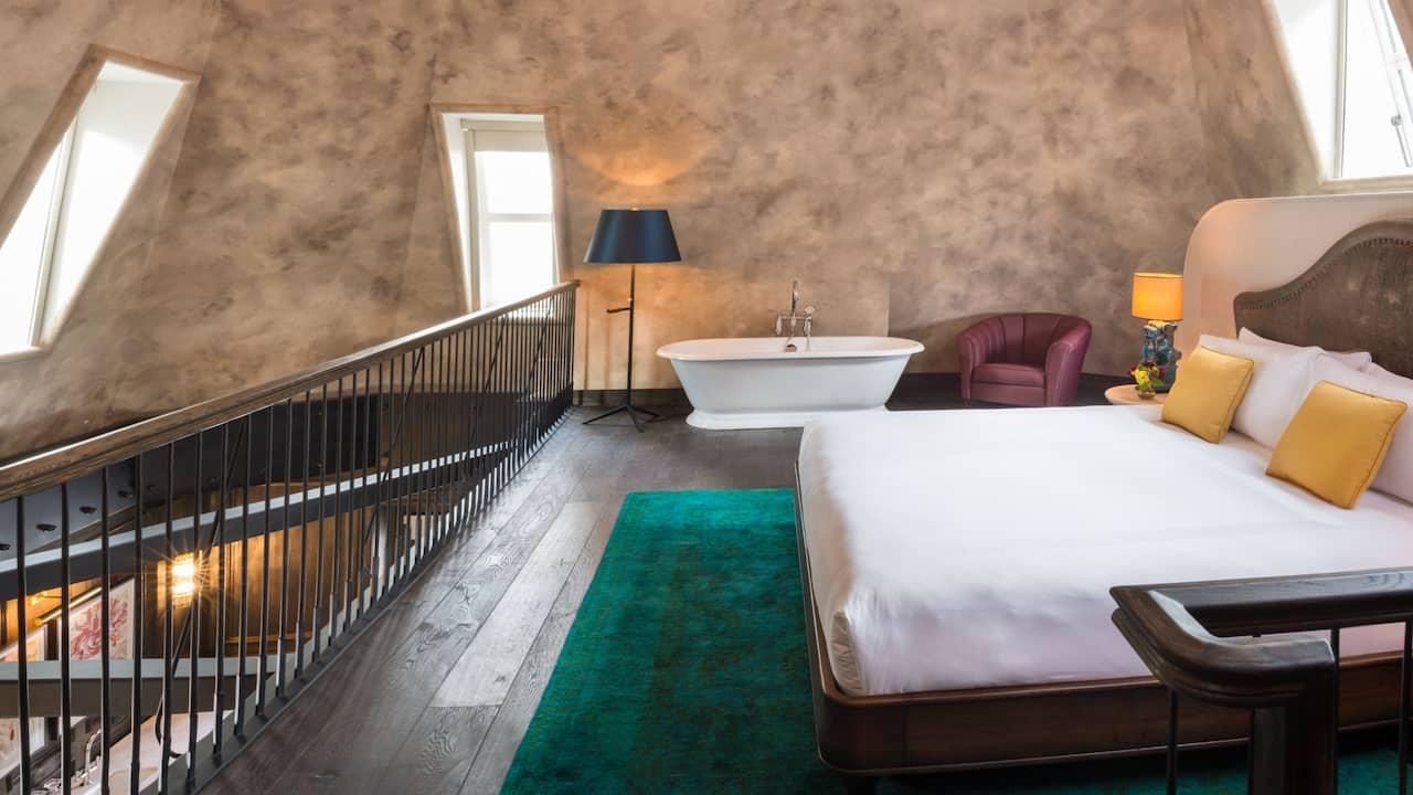 terrace penthouse suite