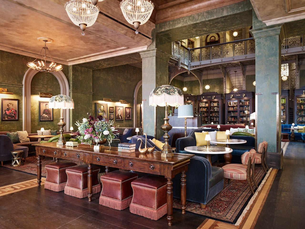 The Bar Room at Temple Court
