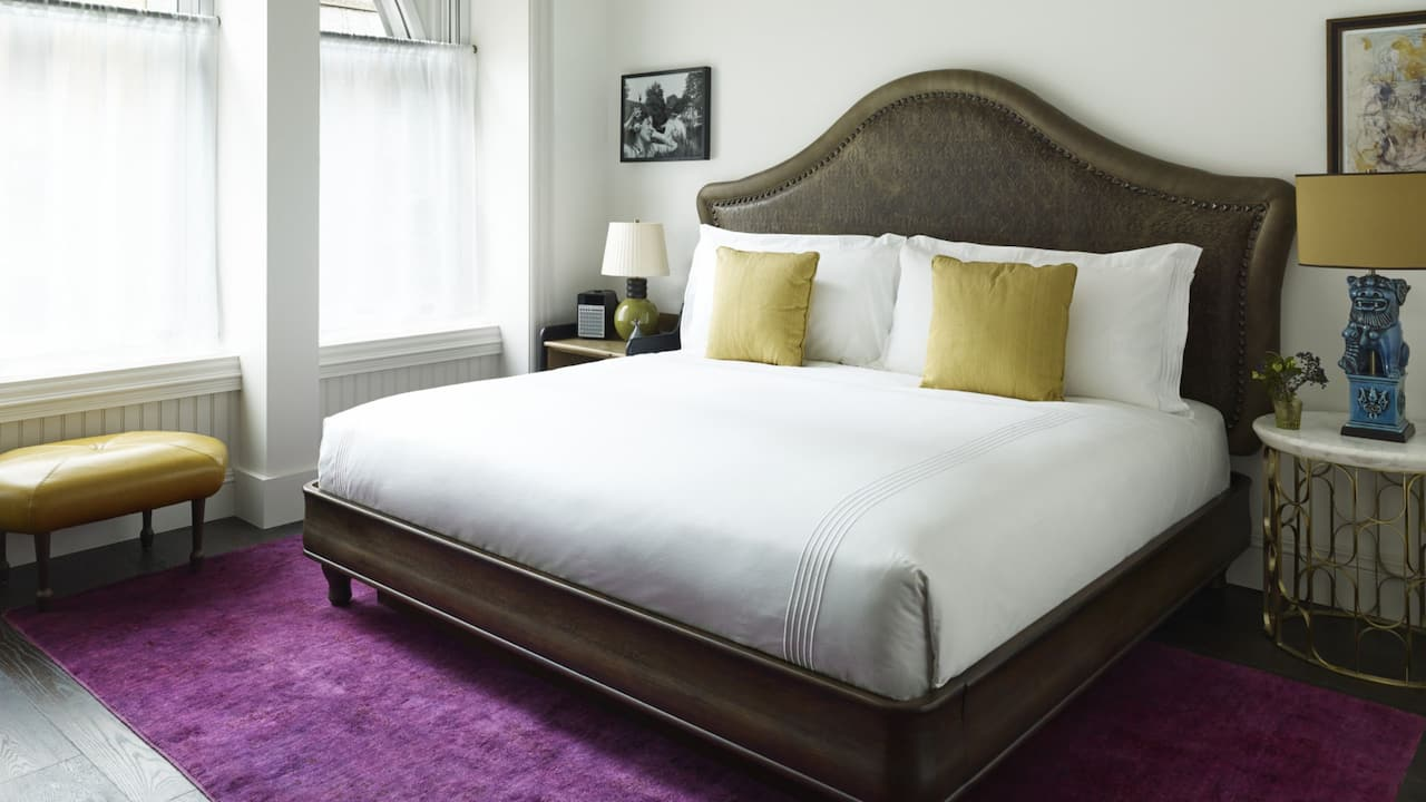 Superior King Bed