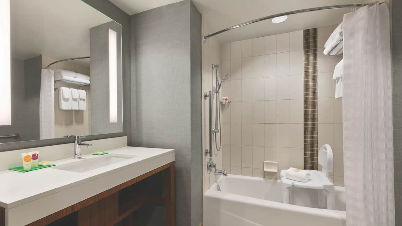 Accessible Bathroom Tub