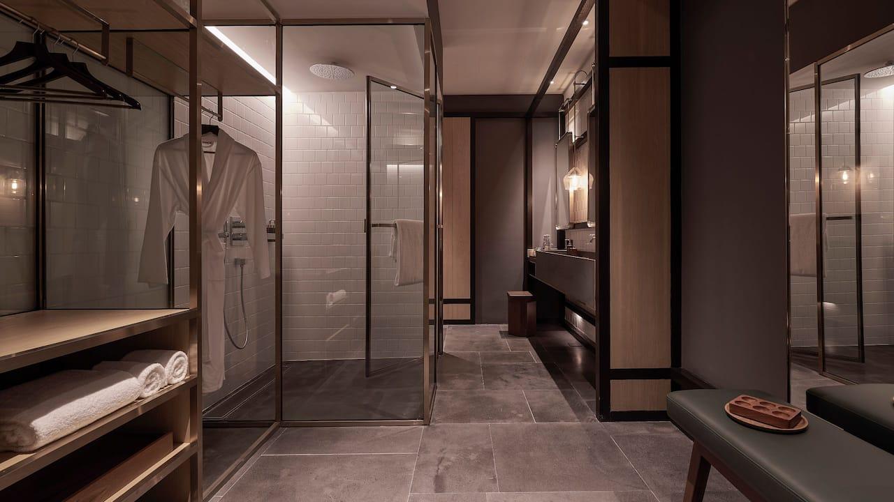 Bangsar Suite Bathroom