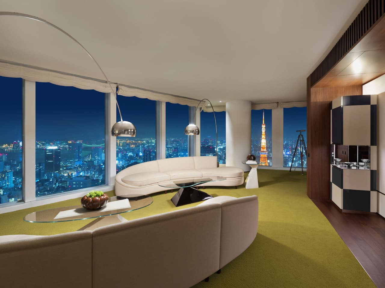 Andaz Sky Suite with 2 King Beds