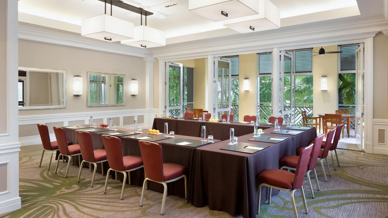 Meeting Rooms, Bonita Springs, FL - Hyatt Regency Coconut Point Resort & Spa