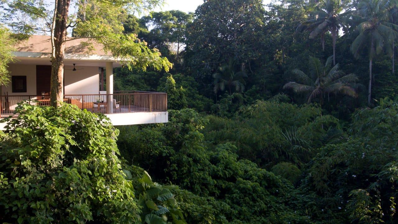 Terrace Tree Villa Exterior