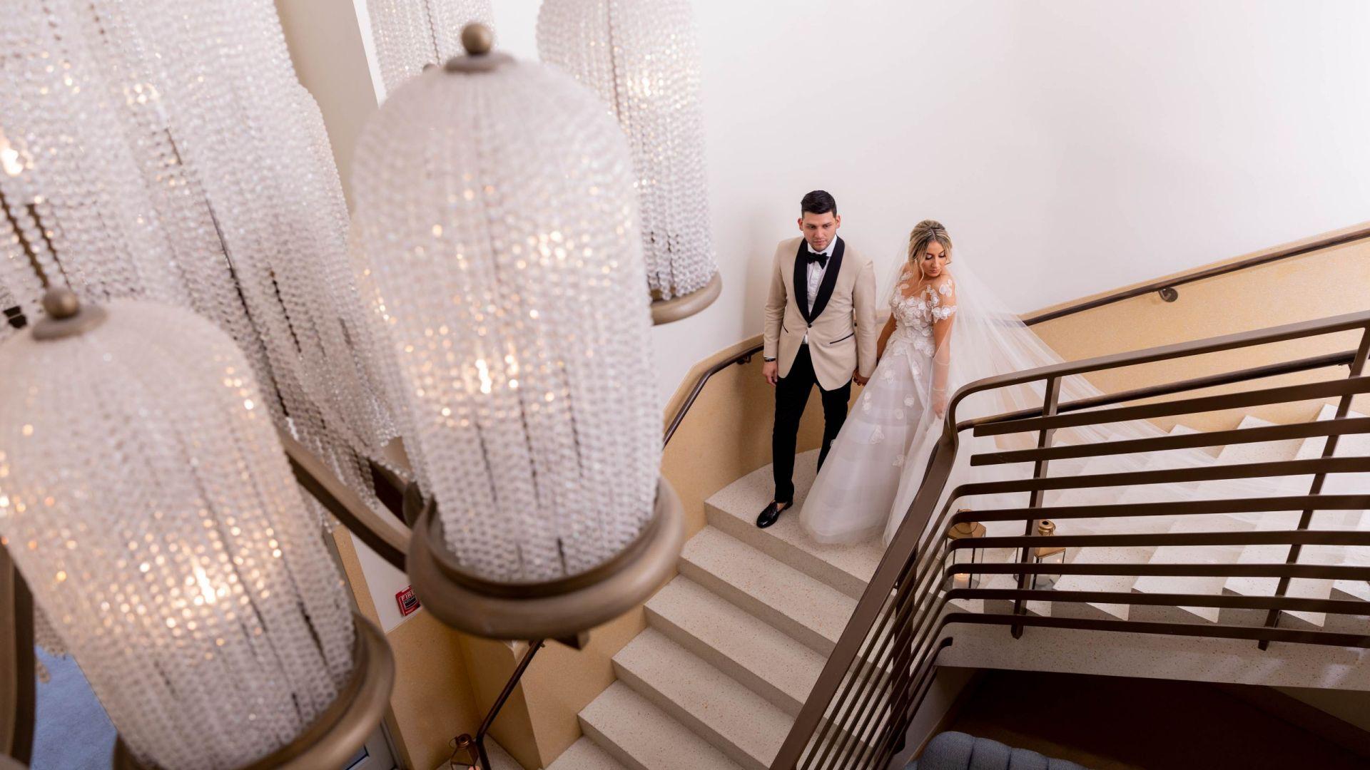 Wedding Reception Space at The Confidante Miami Beach