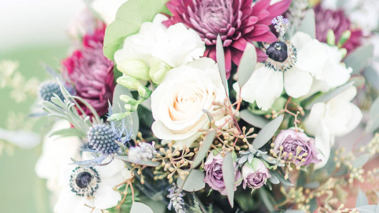 Hyatt Regency Chesapeake Bay Gold Resort Spa and Marina Wedding Floral