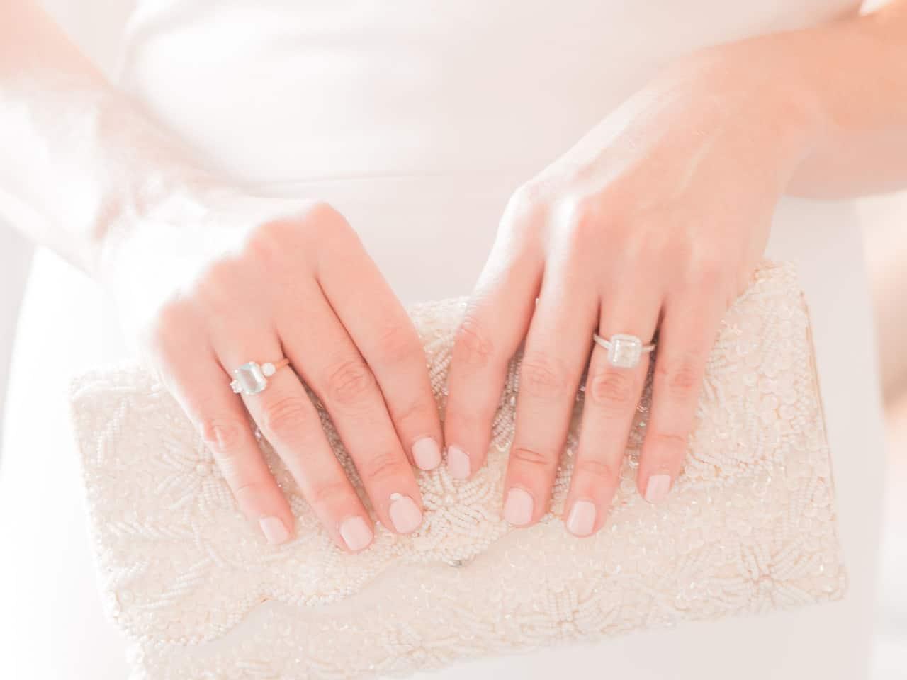 Bride at Hyatt Rosemont