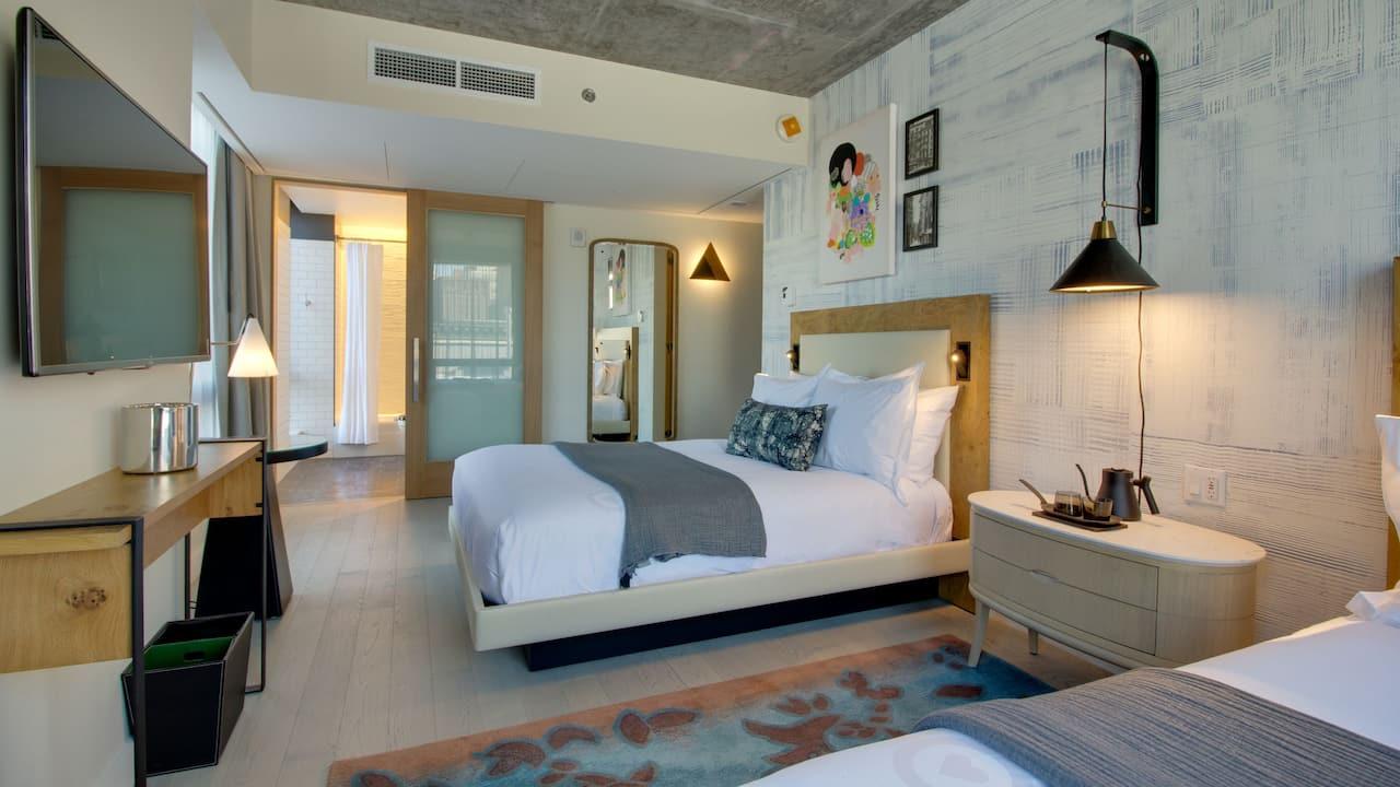 Deluxe Double Guestroom