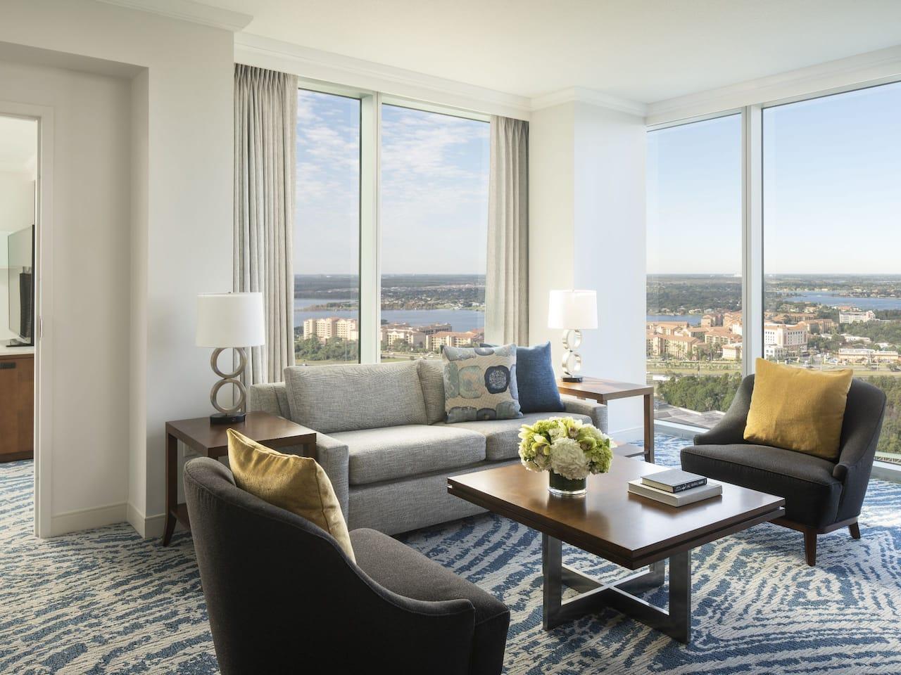 Metropolitan Living Room