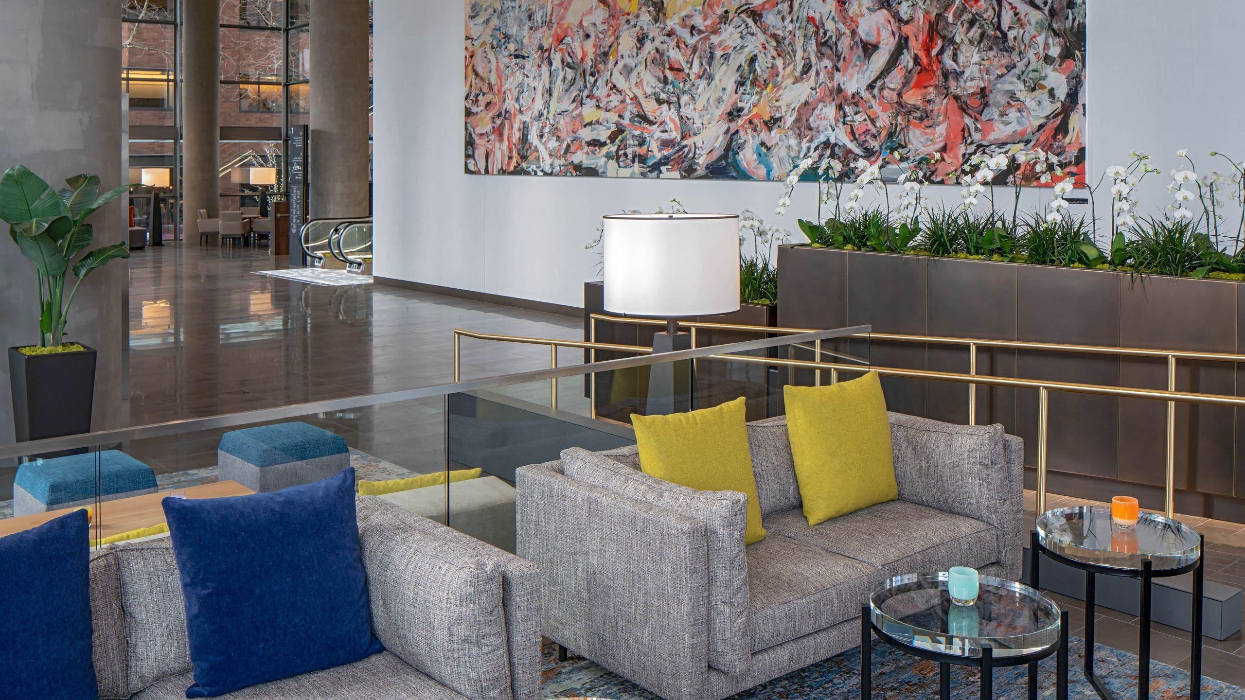 Downtown Hotel by Washington State Convention Center | Hyatt