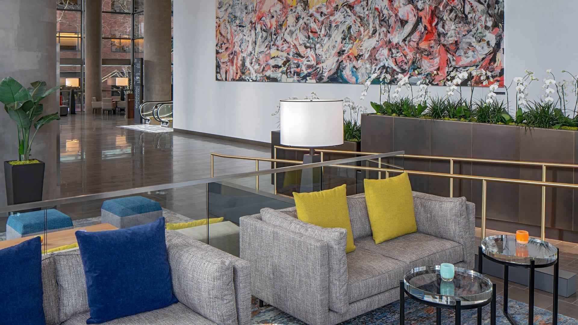 Downtown Hotel By Washington State Convention Center Hyatt Regency