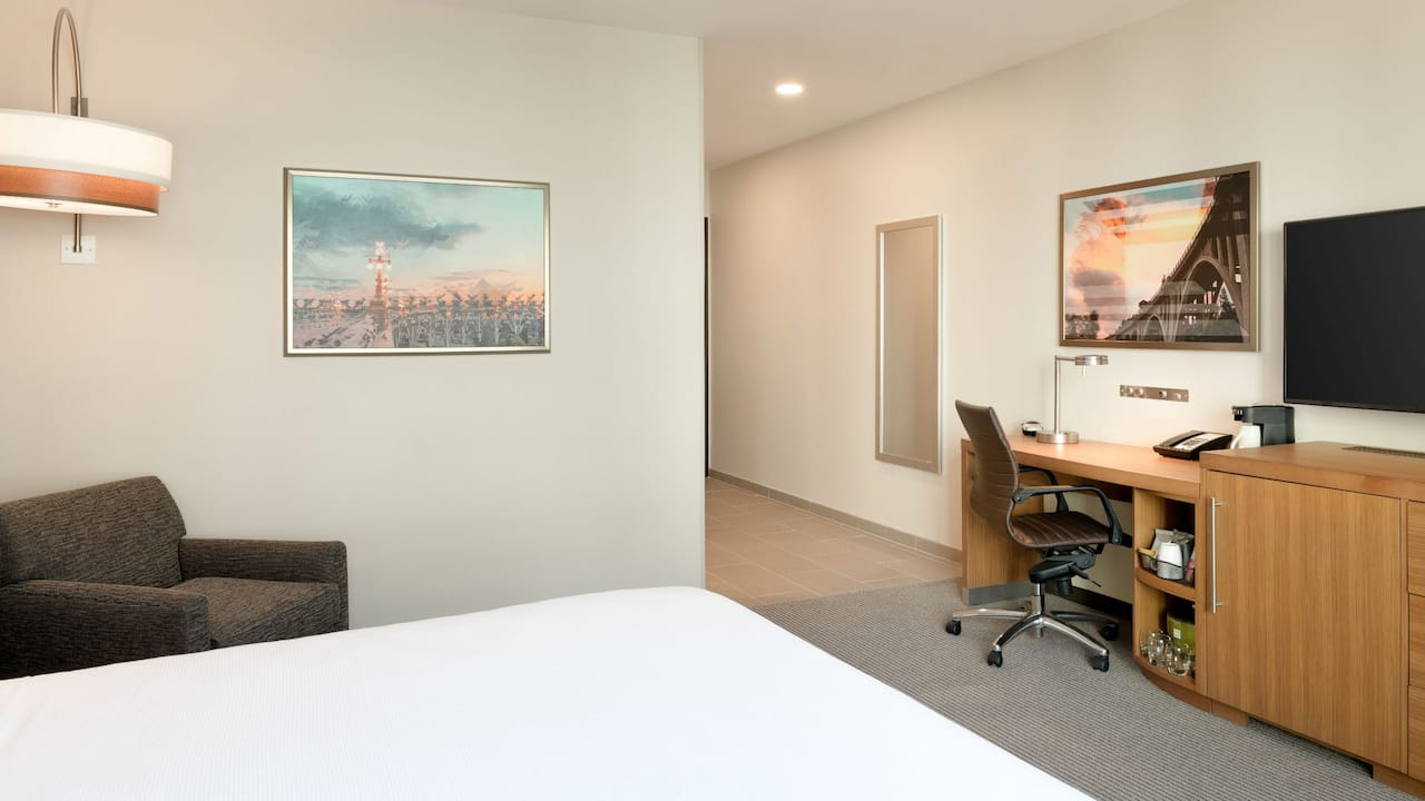 King Accommodations at Hyatt Place Pasadena