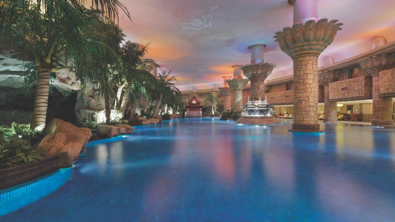 Club Oasis Swimming Pool